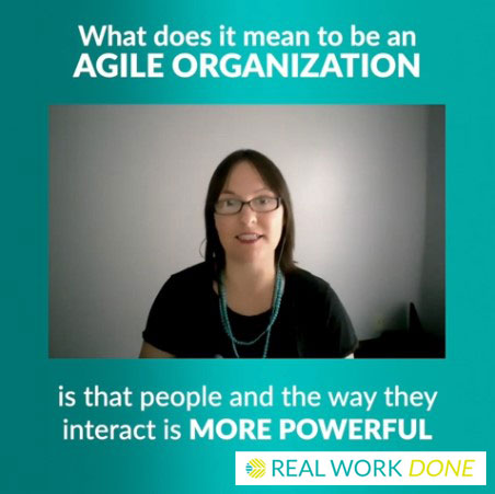 What Does It Mean To Be An Agile Organization?